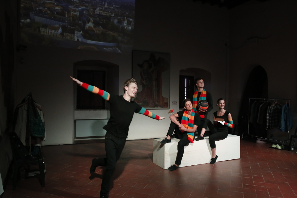 Performing Heritage: Theatre, Creolisation, Creation and the Commons 02